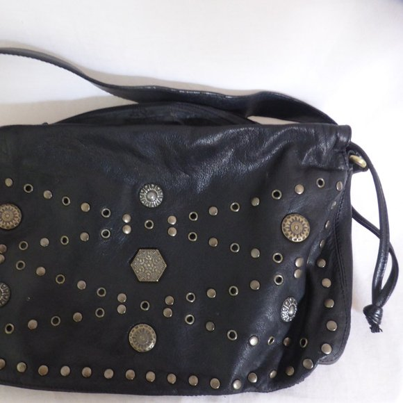 FRANCO SARTO purse with unique design EUC